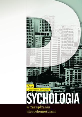Okładka książki Psychologia w zarządzaniu nieruchomościami