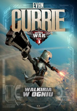 Ebook Hayden War. Tom 3. Walkiria w ogniu