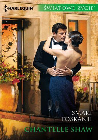 Okładka książki Smaki Toskanii
