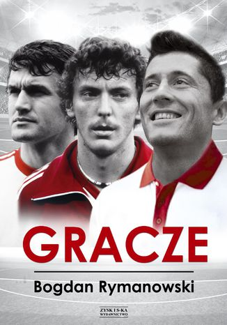 Okładka książki/ebooka Gracze [13 wywiadów z gwiazdami futbolu] OPR. MK