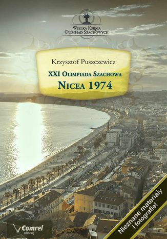 Okładka książki/ebooka XXI Olimpiada Szachowa. Nicea 1974