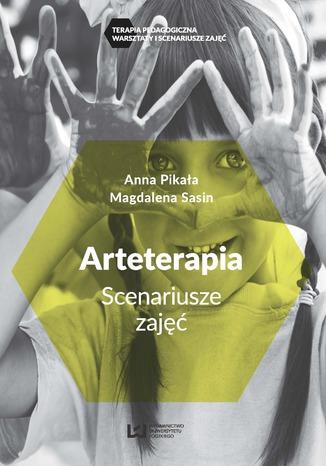 Okładka książki/ebooka Arteterapia. Scenariusze zajęć