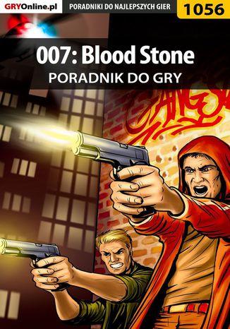 Okładka książki 007: Blood Stone - poradnik do gry