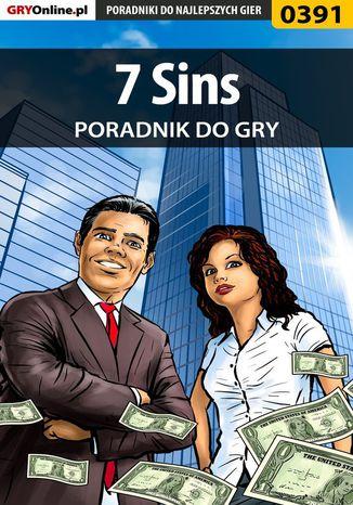 Okładka książki 7 Sins - poradnik do gry