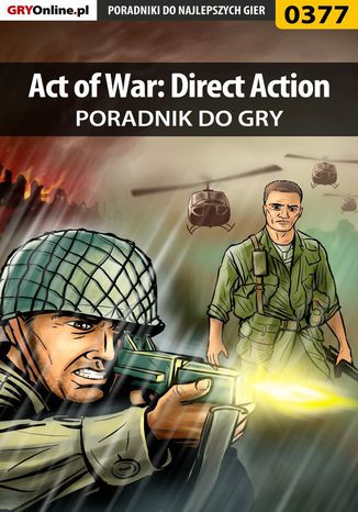 Okładka książki Act of War: Direct Action - poradnik do gry