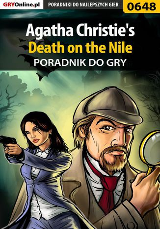 Ebook Agatha Christie's Death on the Nile - poradnik do gry