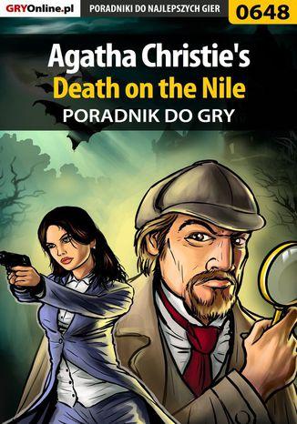 Okładka książki Agatha Christie's Death on the Nile - poradnik do gry