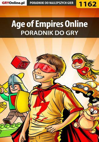 Okładka książki/ebooka Age of Empires Online - poradnik do gry