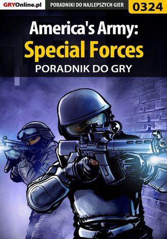 Okładka książki America's Army: Special Forces - poradnik do gry