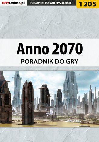 Okładka książki/ebooka Anno 2070 - poradnik do gry