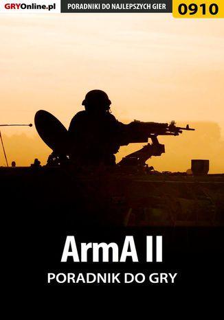 Okładka książki/ebooka ArmA II - poradnik do gry