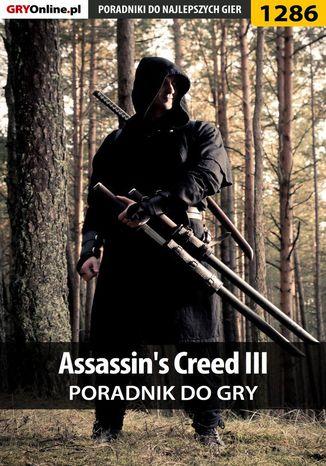 Okładka książki/ebooka Assassin's Creed III - poradnik do gry