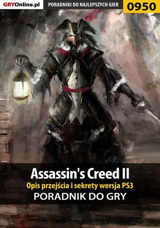Okładka książki/ebooka Assassin's Creed II - PS3 - poradnik do gry