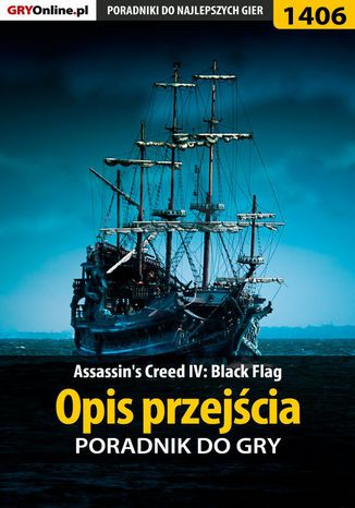 Okładka książki Assassin's Creed IV: Black Flag - opis przejścia