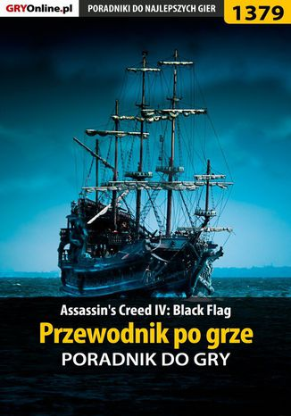 Okładka książki/ebooka Assassin's Creed IV: Black Flag - przewodnik po grze