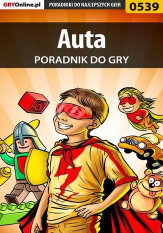 Okładka książki Auta - poradnik do gry