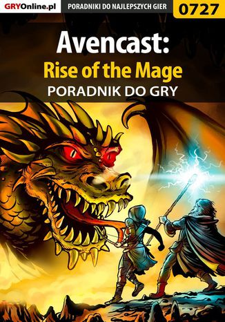 Okładka książki Avencast: Rise of the Mage - poradnik do gry