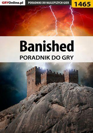 Okładka książki Banished - poradnik do gry