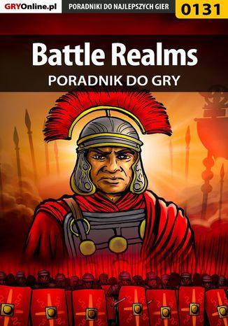 Okładka książki Battle Realms - poradnik do gry