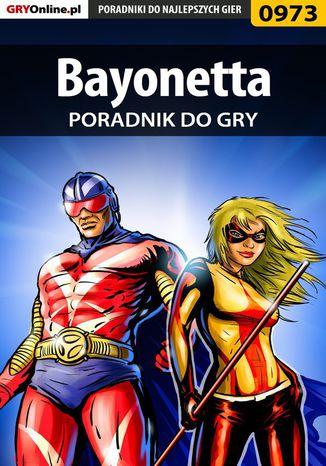 Okładka książki/ebooka Bayonetta - poradnik do gry