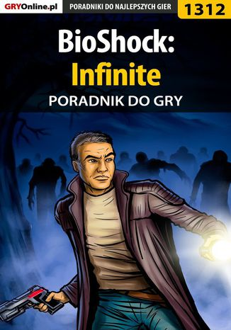 Okładka książki/ebooka BioShock: Infinite - poradnik do gry