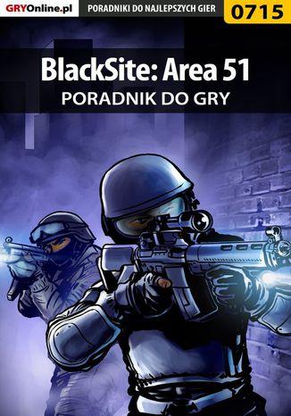 Okładka książki BlackSite: Area 51 - poradnik do gry