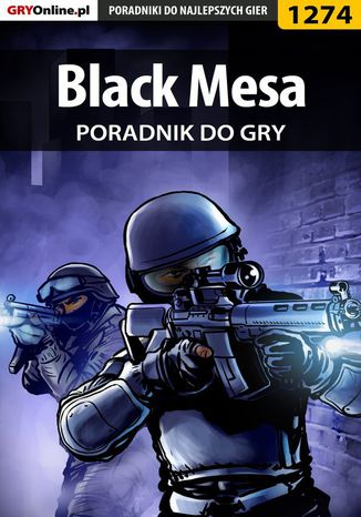 Okładka książki/ebooka Black Mesa - poradnik do gry
