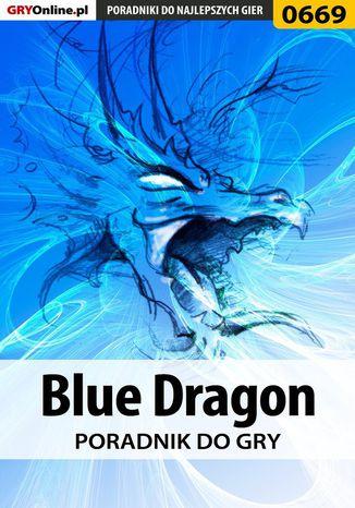 Okładka książki Blue Dragon - poradnik do gry