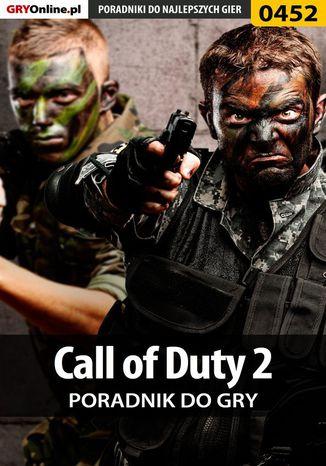 Okładka książki/ebooka Call of Duty 2 - poradnik do gry