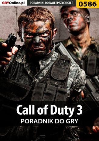Okładka książki Call of Duty 3 - poradnik do gry
