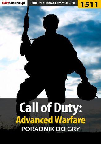 Okładka książki/ebooka Call of Duty: Advanced Warfare - poradnik do gry