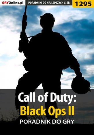 Okładka książki/ebooka Call of Duty: Black Ops II - poradnik do gry