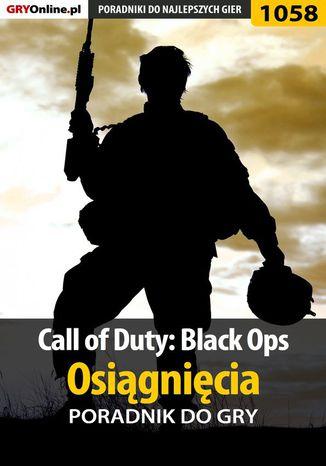 Okładka książki/ebooka Call of Duty: Black Ops - Osiągnięcia - poradnik do gry