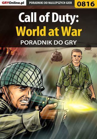 Okładka książki Call of Duty: World at War - poradnik do gry