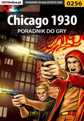 Okładka książki/ebooka Chicago 1930 - poradnik do gry