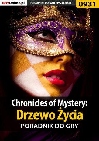 Okładka książki Chronicles of Mystery: Drzewo Życia - poradnik do gry