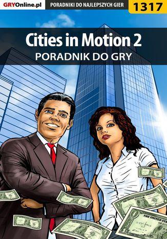 Okładka książki/ebooka Cities in Motion 2 - poradnik do gry