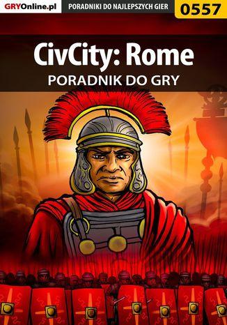 Okładka książki CivCity: Rome - poradnik do gry