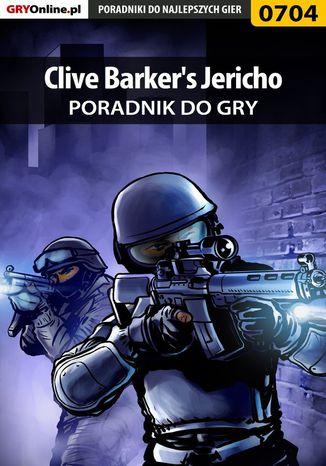 Okładka książki Clive Barker's Jericho - poradnik do gry