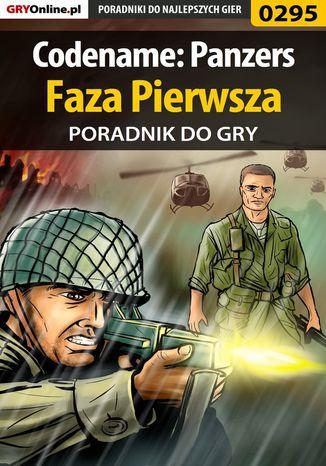 Okładka książki/ebooka Codename: Panzers - Faza Pierwsza - poradnik do gry