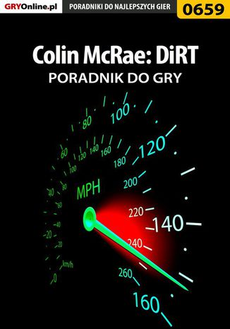 Okładka książki Colin McRae: DiRT - poradnik do gry