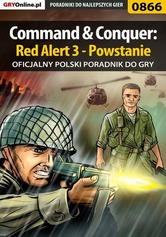 Okładka książki/ebooka Command  Conquer: Red Alert 3 - Powstanie - poradnik do gry