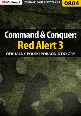 Okładka książki/ebooka Command  Conquer: Red Alert 3 - poradnik do gry