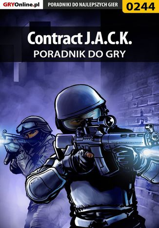 Okładka książki/ebooka Contract J.A.C.K. - poradnik do gry