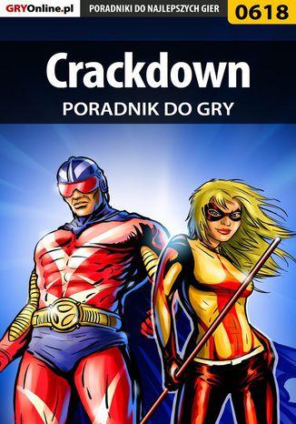 Okładka książki Crackdown - poradnik do gry