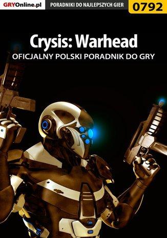Okładka książki/ebooka Crysis: Warhead - poradnik do gry