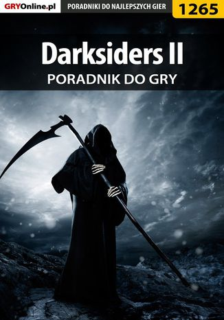 Okładka książki Darksiders II - poradnik do gry