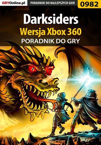 Okładka książki/ebooka Darksiders - Xbox 360 - poradnik do gry