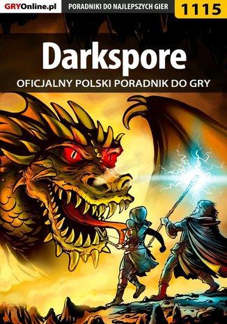 Okładka książki/ebooka Darkspore - poradnik do gry