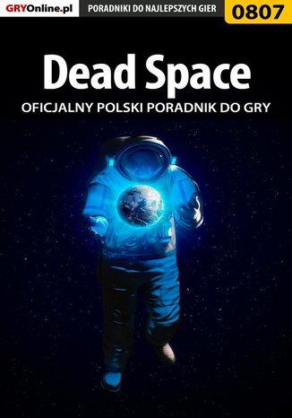 Okładka książki Dead Space - poradnik do gry